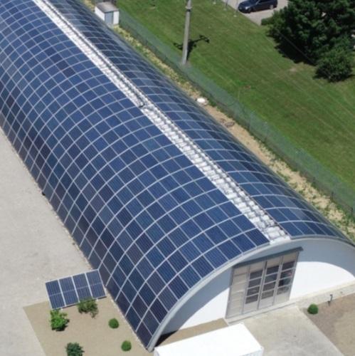 Solar-Dome. MABEWO AG Schweiz
