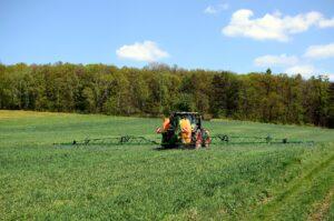 Pflanzenschutzmittel Landwirtschaft